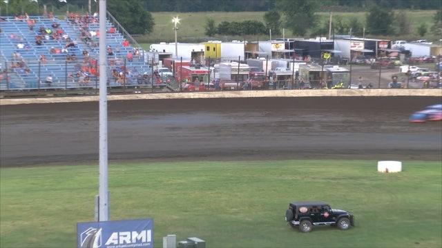 USMTS Heats Salina Highbanks Speedway 8/17/19