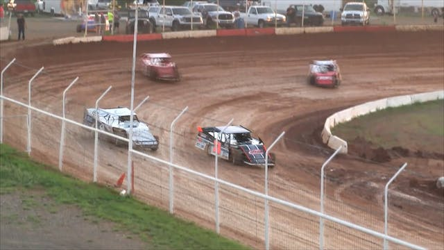 USRA Modified Heats Tri-State Speedwa...