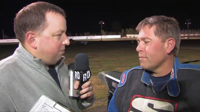 Lakeside Speedway A-Mod Highlights 10/20/12