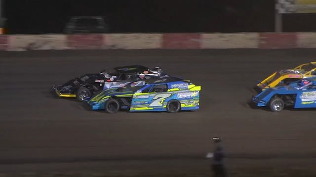 USRA Modifieds Heats Lakeside Speedwa...