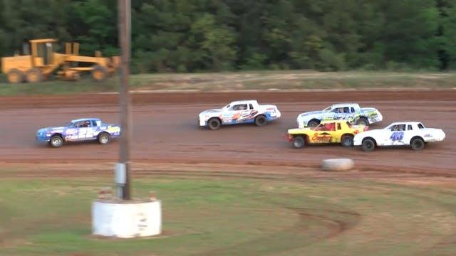 USMTS Heats Ark La Tex Speedway 4/12/19