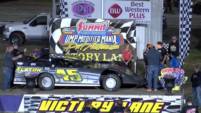 Mod Mania Crate Late Model A-Main Tri...