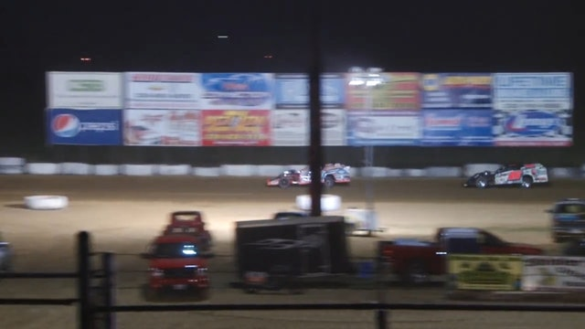 Renegades A-Main Wayne County Speedway 4/16/16
