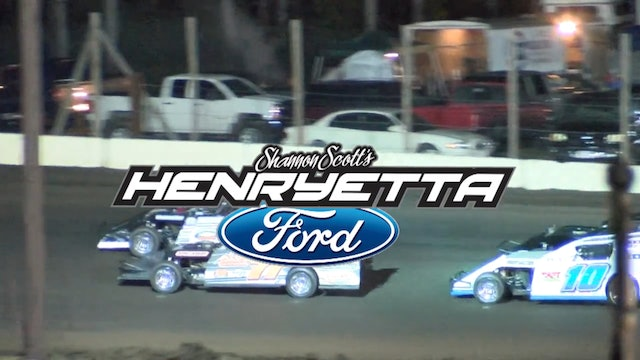 USRA Modified A-Main Mississippi Thunder Speedway 9/9/16