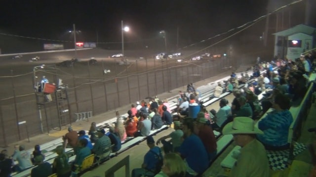 USRA Modified A-Main I-35 Speedway 7/1/17