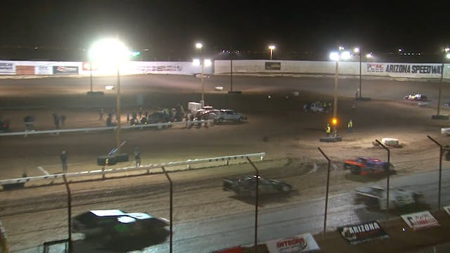 Wild West Shootout USRA Modified A Ma...