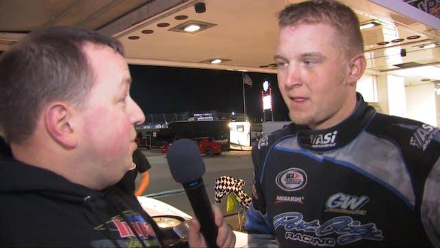 MLRA Lucas Post Race Interviews 4/13/13