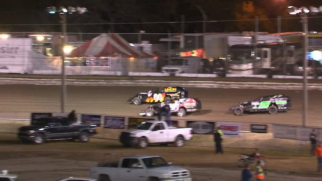 Volusia Modified A-Main 2/16/16