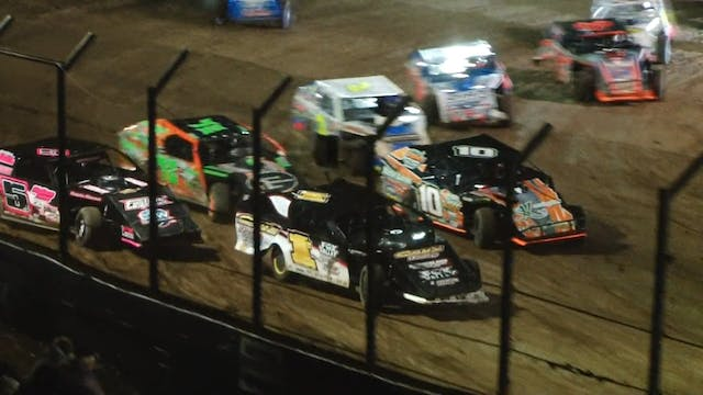UMP Modifieds LaSalle Speedway A Main...