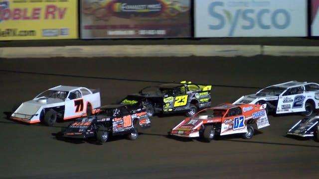 USMTS B-Main Deer Creek Speedway 9/22/18