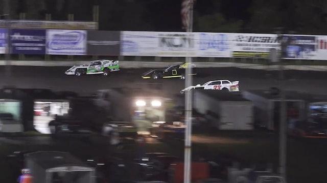USMTS A-Main Hamilton County Speedway 8/22/19