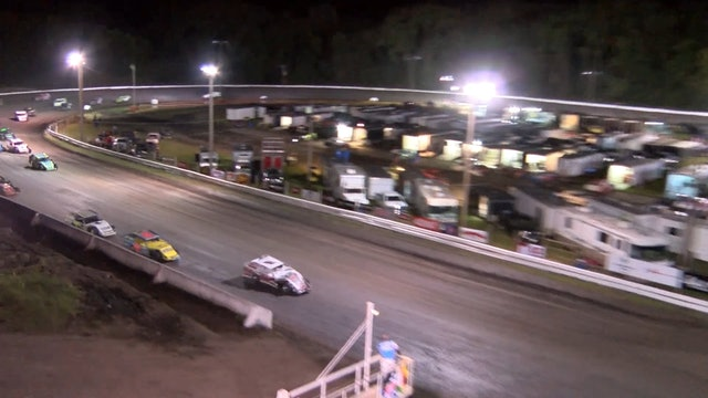 USRA Nationals B-Mod A-Main Hamilton County Speedway 9/26/19