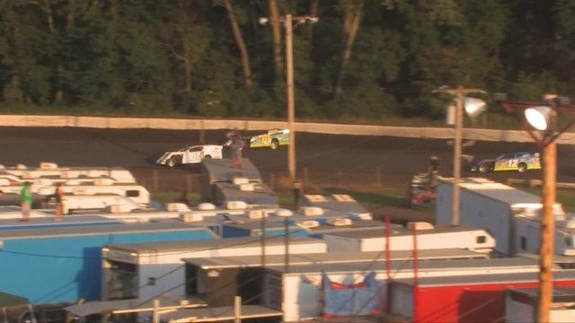 USMTS Heat Highlights Hamilton County Speedway 7/17/13