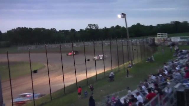 Mike Higley Driver Spotlight USRA LA Raceway Heat Race 04-19-12