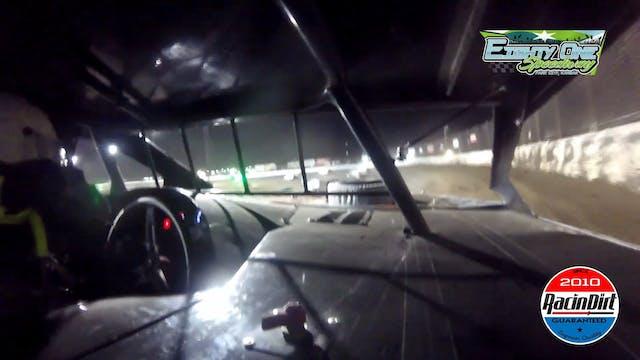 Jake O'Neil In Car USRA Modified 81 S...