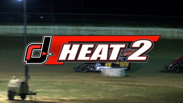 USMTS Heats Jackson Speedway 2/24/17