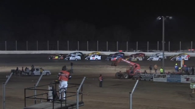 Battle at the Bullring $9,000 A-Main Humboldt Speedway 03/14/15