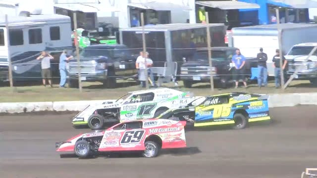 USRA Modified Heats Mississippi Thund...