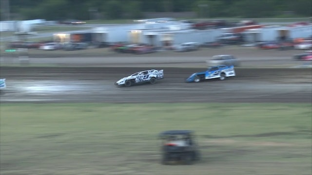 TOMS Heats at Southern Oklahoma Speedway 7-7-18