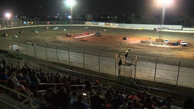 USMTS Heats Kennedale Speedway Park 3...