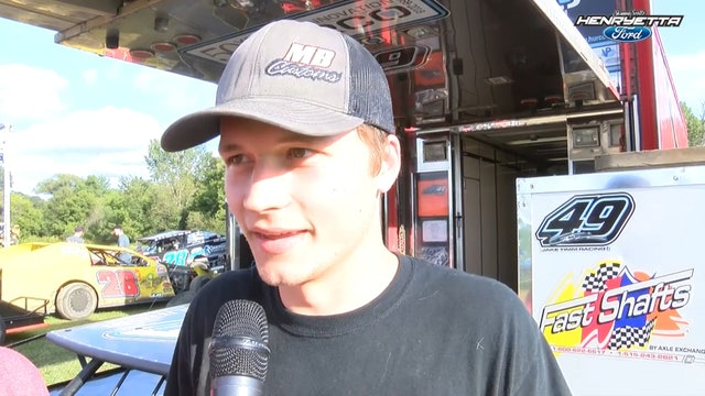 Fall Jamboree Night 1 Pre Race Interviews Deer Creek Speedway 9/19/19