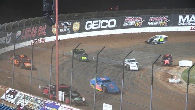USRA B-Mod  A-Main Lucas Oil Speedway...