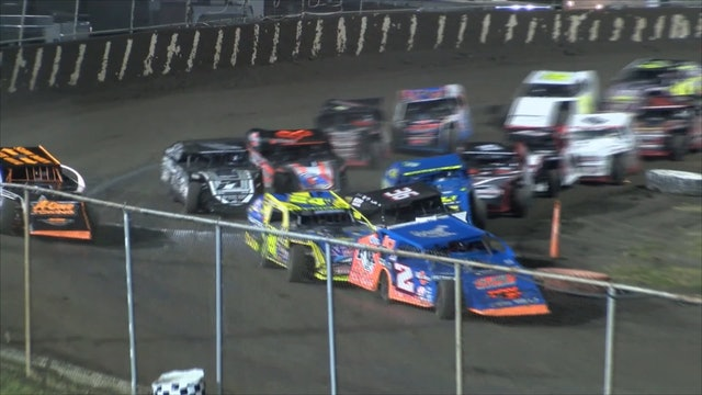 Modified Mania AMS A-Main Tri-City Speedway 9/26/19
