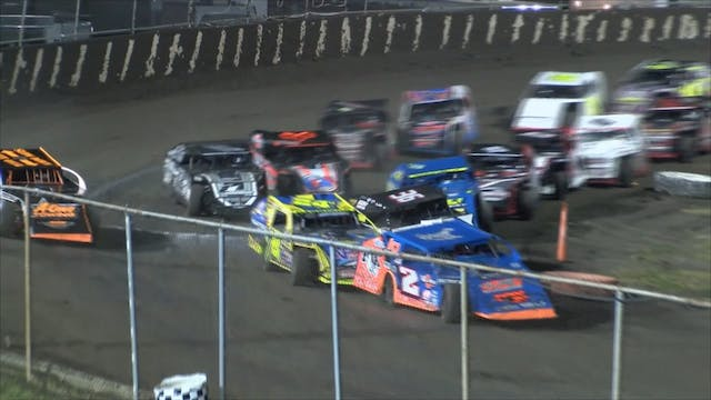 Modified Mania AMS A-Main Tri-City Sp...