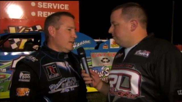 USMTS WMDTC Feature Highlights Deer Creek Speedway 07/24/13