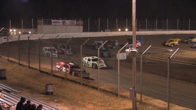 USMTS Humboldt Speedway Heats Rd. 2 3...