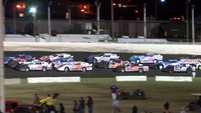 Wissota 100 Super Stocks A-Main 9/17/16