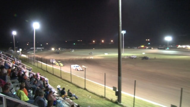 TOMS B Features 5-7-16 Southern Oklahoma Speedway