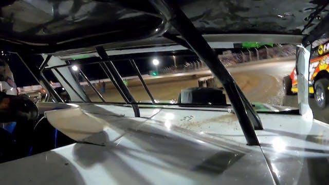 Ricky Thorton Jr In Car USMTS King of...