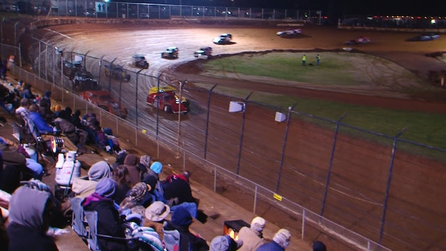 Modified A-Main Hangover 411 Motor Speedway 12/29/18