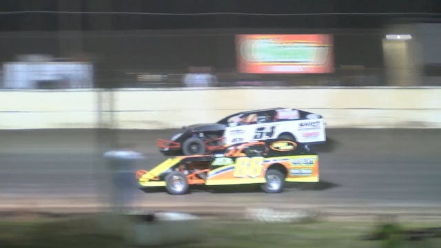 USRA B-Mod A-Main Caney Valley Speedw...
