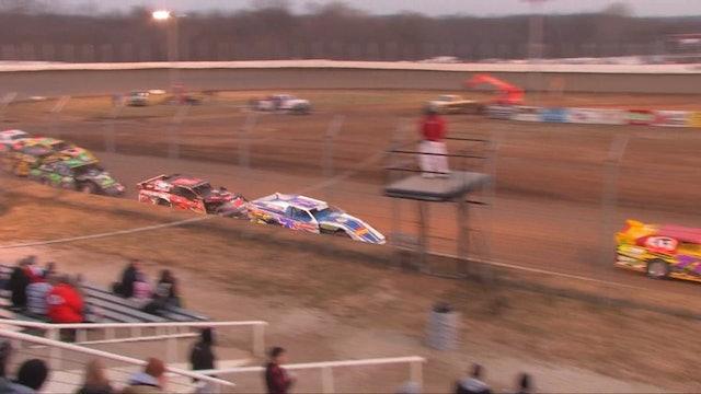 USMTS Humboldt Speedway Heats Rd. 1 3/28/14