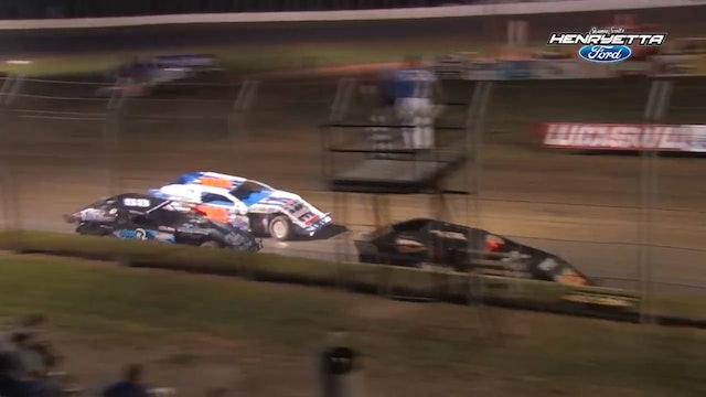 USRA Modified A-Feature Humboldt Speedway 06/20/14