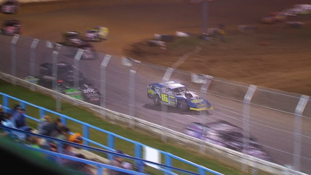 Fall 50 A-Main Florence Speedway 10/22/16