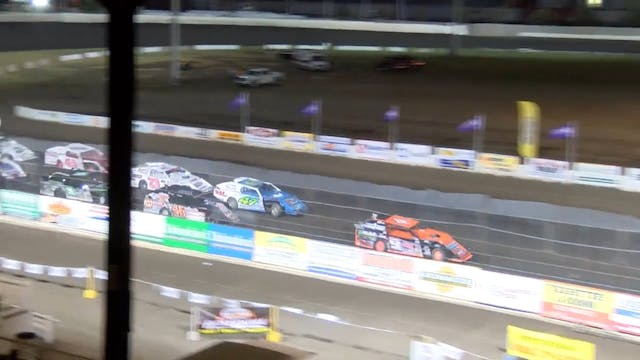 WISSOTA 100 Modified A-Main 9/13/17