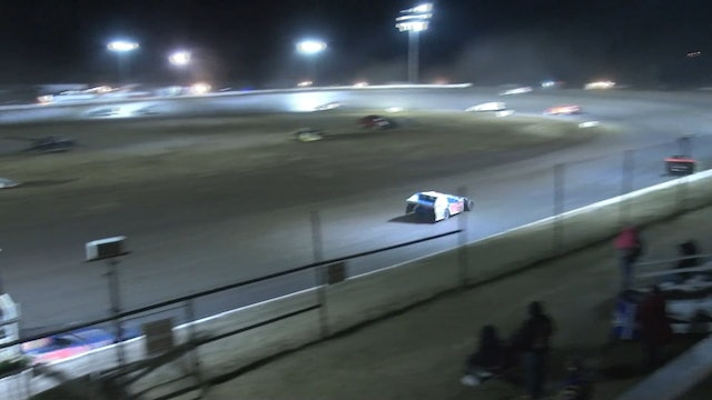 TOMS A-Main Southern Oklahoma Speedway 3/17/18