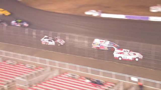 USMTS Baytown Heat Highlights 11/15/12