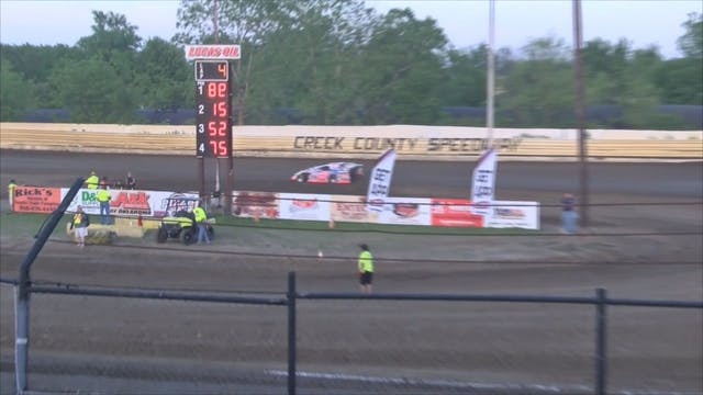 USMTS Heats Creek County Speedway 5/6/18