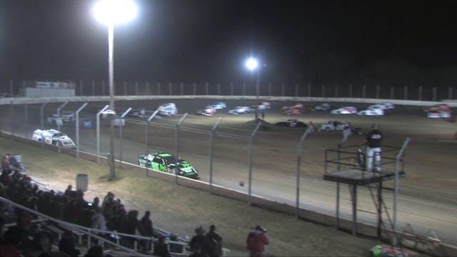 USMTS A Main Humboldt Speedway 3/21/15