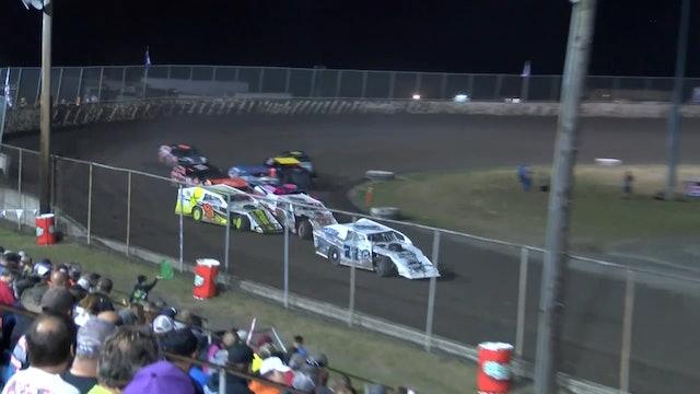 Modified Mania Heats Tri-City Speedway 9/30/17