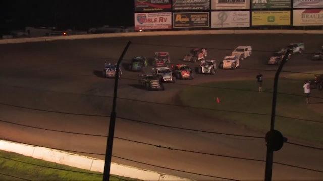 USMTS WMDTC A-Main Deer Creek Speedway 07/27/12