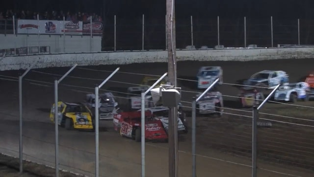 Battle at the Bullring A-Main Humboldt Speedway 3/12/16