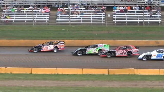 USMTS Heats Session 1 Cedar Lake Spee...