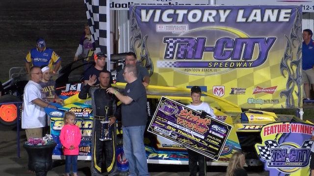 UMP B-Mod A-Main Tri-City Speedway 5/31/19