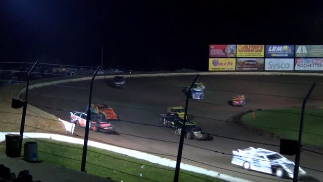USMTS B-Mains Deer Creek Speedway 9/2...