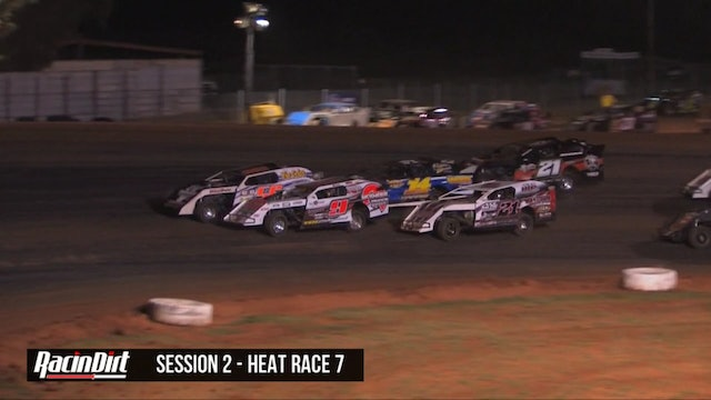 Ark-La-Tex Speedway Heat Highlights Session 2 Heats 6-10 05/31/13